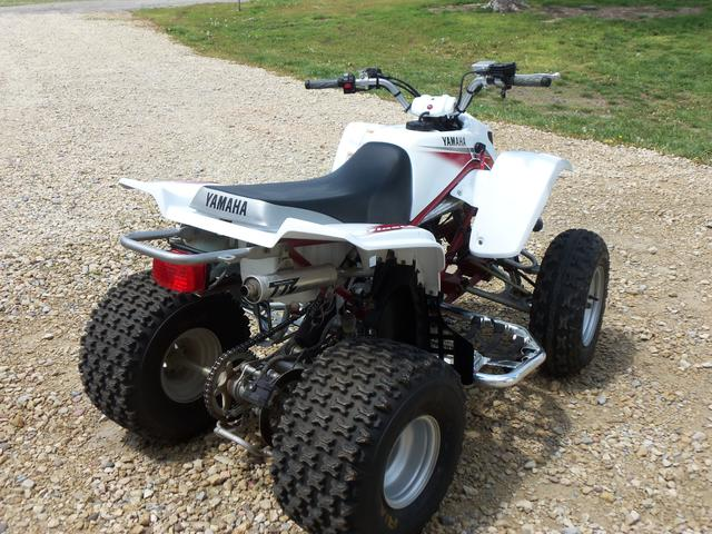 2004 yamaha blaster 200cc 2 stroke like new nex tech