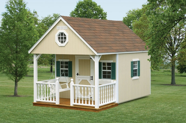 Teen Center Tool Shed 25