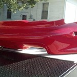 93-02 Trans Am/firebird rear bumper with bumper support