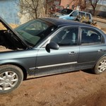 2001 Kia optima   30MPG