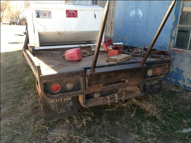 Bale Bed Truck For Sale In Mo
