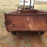 ford trailer 3/4 ton