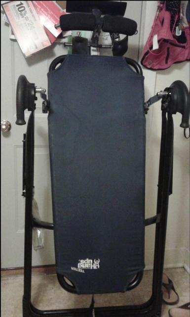 Teeter Hang Ups Inversion Table F7000