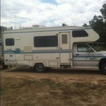 1994 Dodge ram 3500 Scotty motor home
