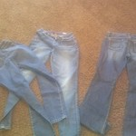 girls size 16 jeans