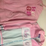 Size 4 little girl jackets