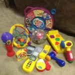 Toddler toy lot # 1