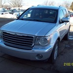 2007CHRYSLER4-4SUV ASPEN
