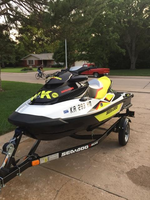 2014 Sea-Doo/BRP WAKE PRO 215 Supercharged Jetski - Nex ...