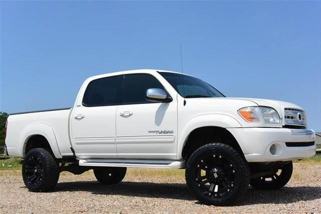 2005 Toyota Tundra Sr5 Crew Lifted W Tires Amp Rims Dvd