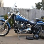 2005 Harley Soft Tail Deuce