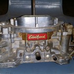 Like new Edelbrock carb