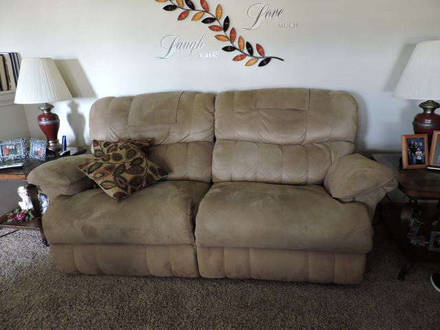 Sofa and Loveseat Recliners