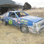 1984 Dodge Charger IMCA Sport Compact