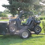 6x10 Utility/race car/RZR trailer