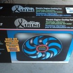 tacoma electric cooling fan