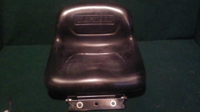 Used Craftsman Tractor Seat : New used craftsman riding mower for sale ads in us