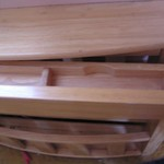 Wooden Futon Frame & Mattress