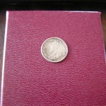 1920 Silver George Canadian Nickel