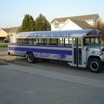 Party/Tailgating/Event/Camping Bus.. (Lowered Price)