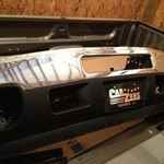 2011 GMC Sierra 3500 front bumper for sale