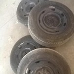 2003 Ford crown vic rims and tires!
