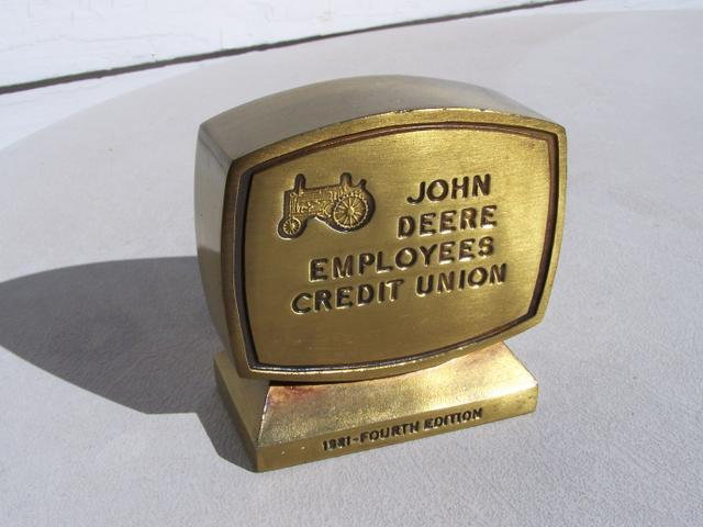john deere credit union