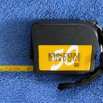 JOHN DEERE 50 YEARS DUBUQUE TAPE MEASURE