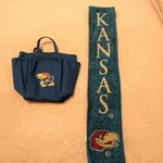 MISC. KU JAYHAWK ITEMS