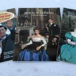 ROYAL FAMILY WEDDING SOUVENIR BOOKS