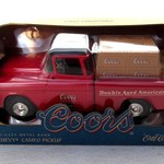 COORS DIE CAST BANK 7