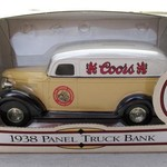 COORS DIE CAST BANK 8
