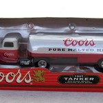 COORS DIE CAST BANK  9