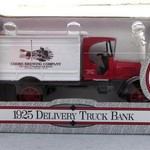 COORS DIE CAST BANK 10