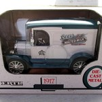 COORS DIE CAST BANK 11