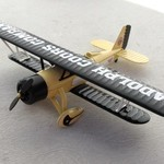 COORS DIE CAST PLANE BANK 2