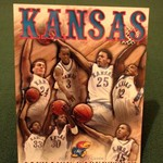 KU JAYHAWKS BASKETBALL 06-07 MEDIA GUIDE
