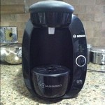 Tassimo Brewbot Coffee Maker