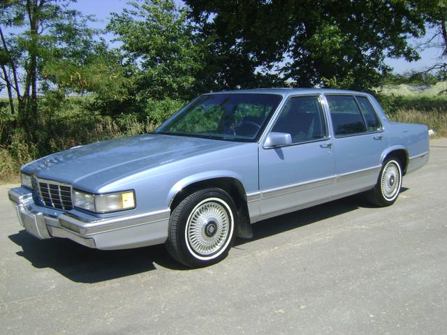 1992 Cadillac Sedan De Ville Nex Tech Classifieds