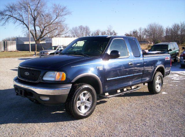 2002 Ford F-150 Xlt Supercab Fx4