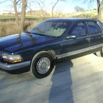 1996 Buick Roadmaster Collectors Edition