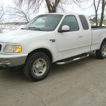1998 Ford F-150 XLT SuperCab 4X4