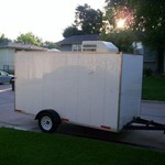 2004 Enclosed Trailer