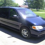 2001 Oldsmobile Silhouette Mini Van