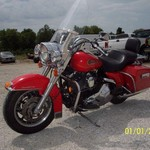 2002 Harley Davidson Road King Firefighter Edition