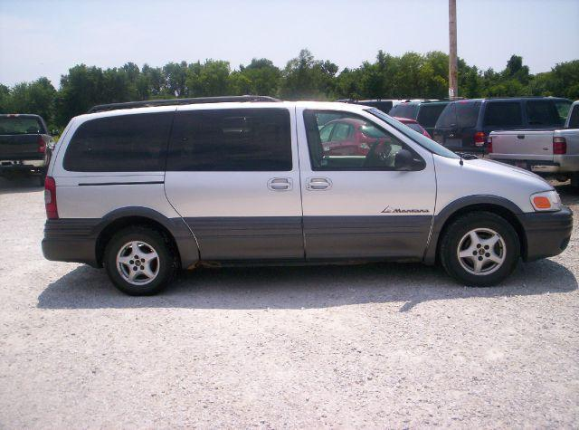 2002 pontiac montana extended mini van nex tech classifieds. Black Bedroom Furniture Sets. Home Design Ideas