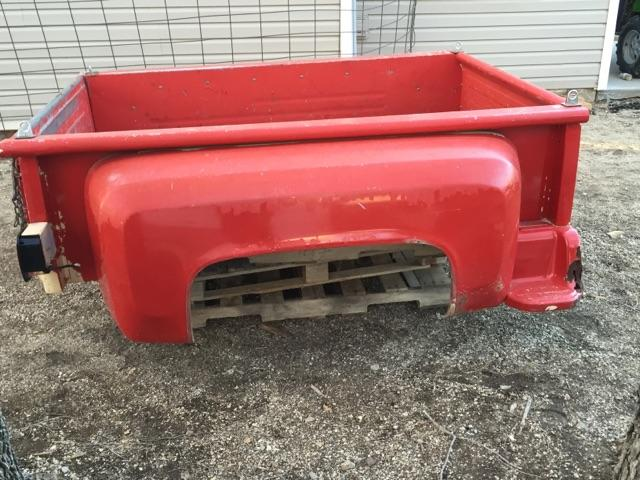 Chevy Truck Bed Parts