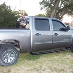 2009 Chevy Silverado 4x4 4 door