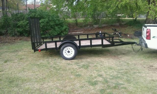 5x10 utility trailer nex tech classifieds for 5x10 wood floor trailer
