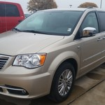 2014 Chrysler Town & Country 4dr Wgn Touring-L 30th Annivers